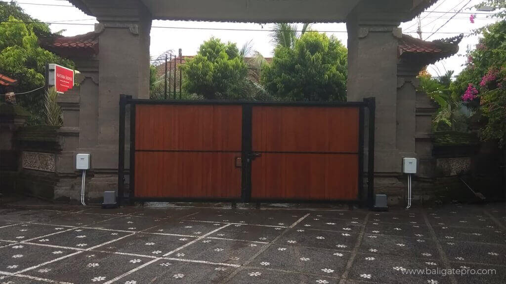 Products, Automatic Gates & Doors