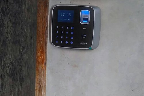 Access Control and Time & Attendance, Projects
