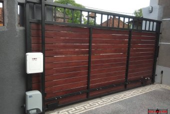 Automatic Sliding Gates 03