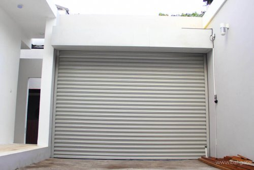 Proyek Bali Gate Pro, Pintu Rolling